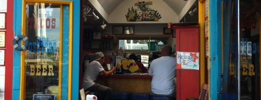 Salsalito Taco Shop is one of Foodie places.