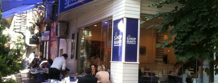 Sinop Mantı is one of istanbulda arka sokak lezzetleri.
