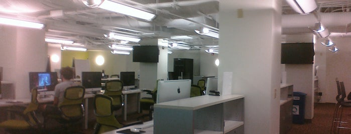 Media Activities Center is one of Unusual UVA Study Venues.