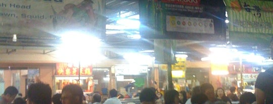 Goodall Cafe (萬和冷氣飲食中心) is one of Top 10 dinner spots in Pulau Pinang, Malaysia.