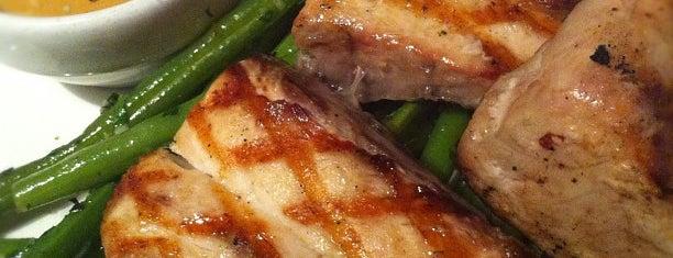 Rathbun's Blue Plate Kitchen is one of 2013 Iron Fork Restaurants.