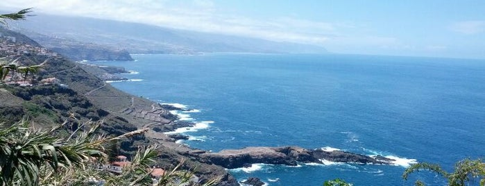 Mirador Los Lavaderos is one of Turismo por Tenerife.