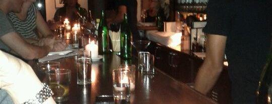 Fedora is one of The Platt 101: NYC's Best Restaurants.