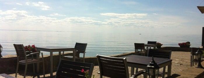 Панорама is one of Рестораны с нереальным видом.