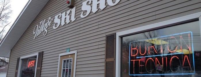 Village Ski Shop is one of SNOWBOARD SHOPS.