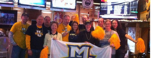 Jump & Phil's is one of Marquette game-watching venues.