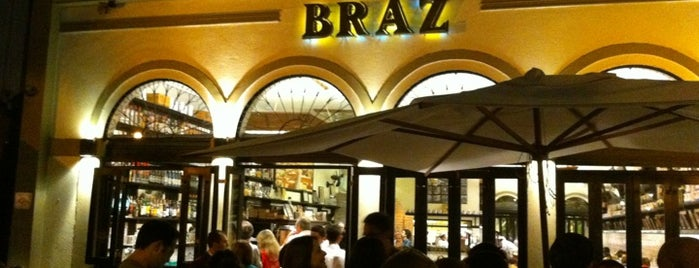 Bráz Pizzaria is one of Locais para ir em Sampa.