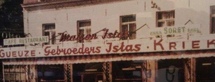 Restaurant Istas is one of Les restos de Steph G..