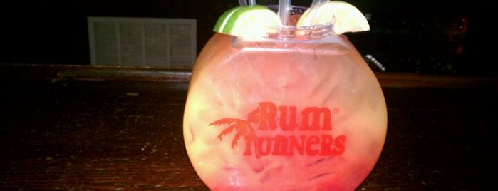 Rum Runners is one of Music Venues.