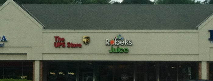 Robeks Fresh Juices & Smoothies is one of Top picks for Coffee Shops.