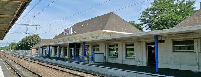 Gare SNCF de Saumur is one of Saumur.