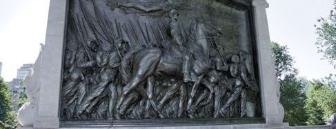 Robert Gould Shaw Memorial is one of IWalked Boston's Beacon Hill (Self-guided tour).