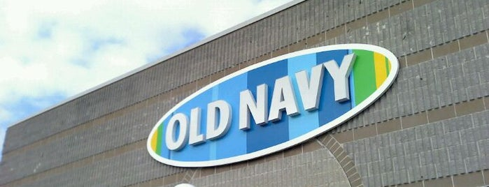Old Navy is one of Stacey and Me.