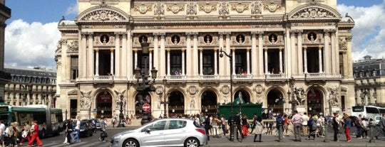 Place de l'Opéra is one of Paris.