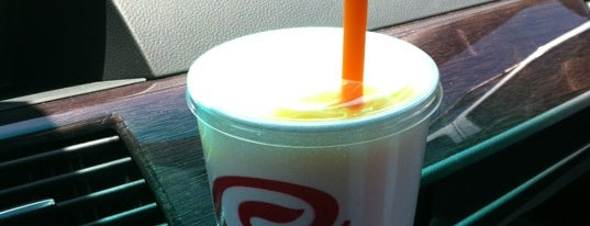 Jamba Juice Bellflower & Willow is one of Favorite places.