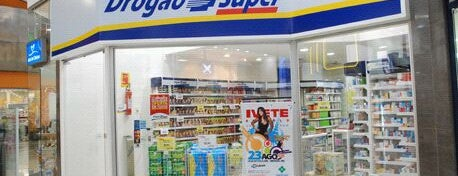Drogão Super is one of Shopping Uberaba.