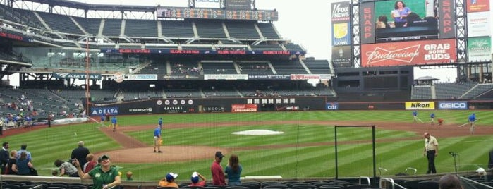 Citi Field is one of Great Sport Locations Across United States.