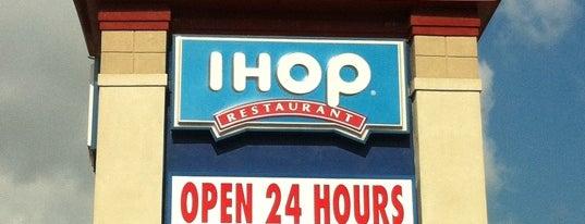IHOP is one of Eateries Bon Apetit!.