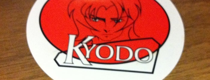Kyodo Sushi is one of to go / go back.