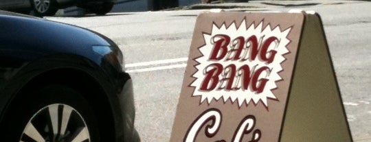 Bang Bang Cafe is one of Vegan Joints I Like….