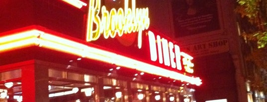 Brooklyn Diner is one of NYC.