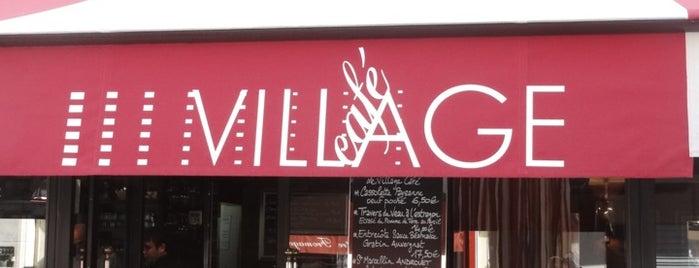 Le Village Café is one of Favoris.