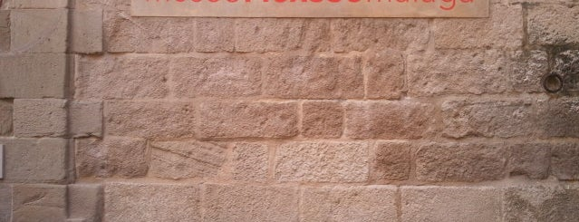 Museo Picasso Málaga is one of Málaga #4sqCities.