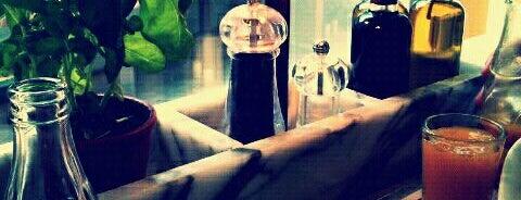 Vapiano is one of finomságok jó helyeken.
