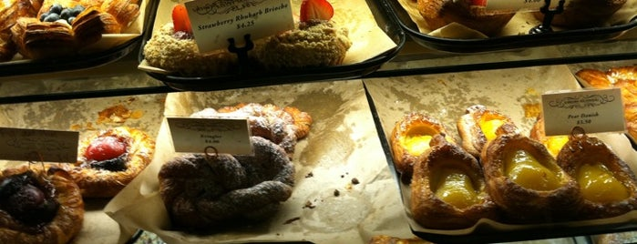Bakery Nouveau is one of Seattle Met's Best Cheap Eats 2011.