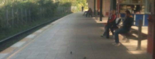 Kocamustafapaşa Tren İstasyonu is one of Sirkeci - Halkalı Banliyö Tren Hattı.