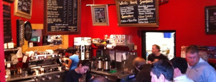Kaldi's Coffee House is one of St. Louis Obsessions.