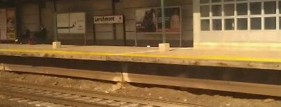 Metro North - Larchmont Train Station is one of My Places.