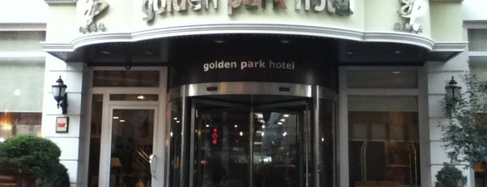 Golden Park Hotel is one of Oteller.