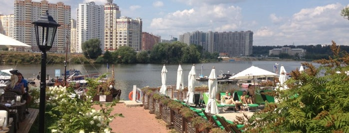Shore House is one of Must to do in Moscou.
