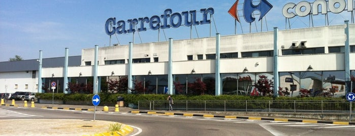 Carrefour is one of 4G Retail.