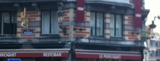 Le Perroquet is one of Br(ik Caféplan - part 1.