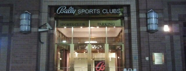 Bally Total Fitness is one of WERK Out.