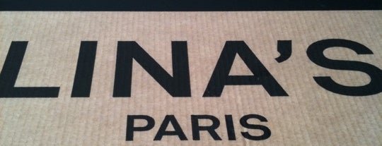 Lina's is one of Boulogne Billancourt.
