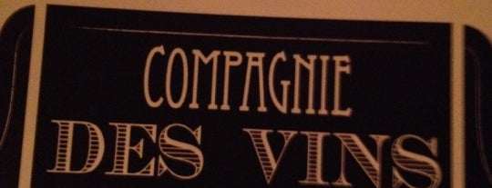 Compagnie des Vins Surnaturels is one of The VERY best wine bars in Paris.