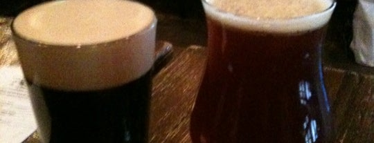 The Blind Tiger is one of Draft Mag's Top 100 Beer Bars (2012).