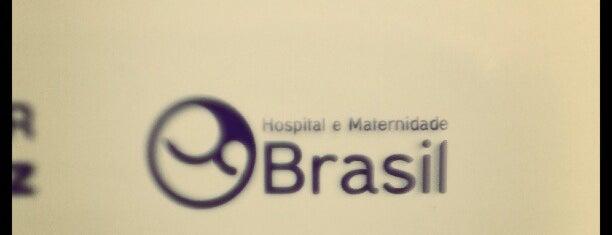Hospital e Maternidade Brasil is one of Saúde - Estabelecimentos.