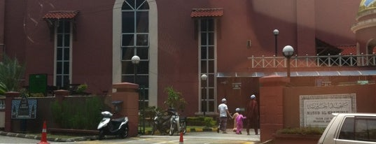 Masjid Al-Khairiyah is one of masjid.
