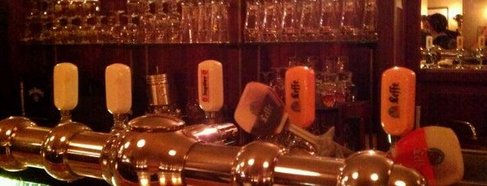 Belgisch Biercafé Boudewijn is one of Rotterdam.