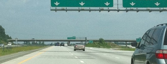 I-85 Exit 129 is one of Gardner Tire & Auto Inc..