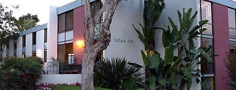 Sigma Hall (BIOLA) is one of Sleeping Spots.