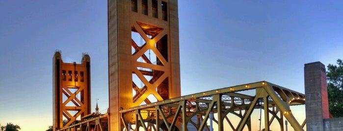 City of Sacramento is one of DailyCheckinMayor.