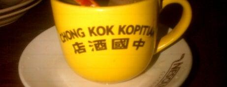 Chong Kok Kopitiam 中国酒店 is one of Makan Time..