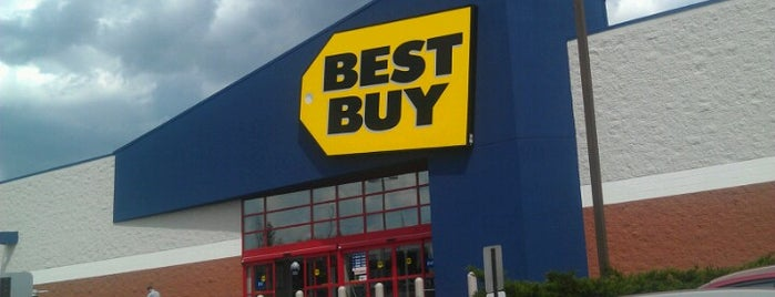Best Buy is one of Guide to Greenfield's best spots.