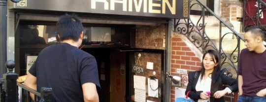 Totto Ramen is one of NYC's Midtown.