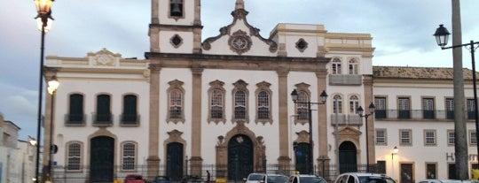 Centro Histórico de Salvador is one of conheço.